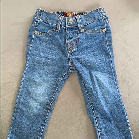 7 For All Mankind Other - 7 for all mankind baby jeans 12 months